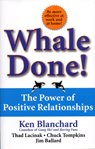 Whale Done Book | Ken Blanchard